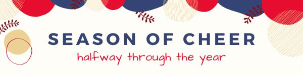Season of Cheer Banner